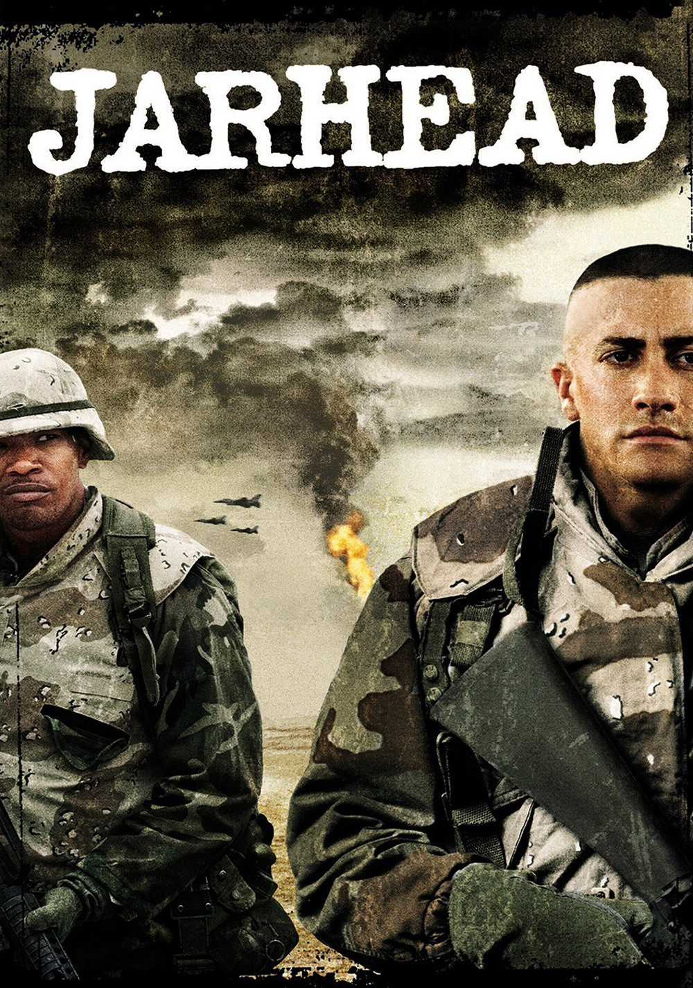 jarhead an instrumental film in american war This paper explores the relationship between masculinity, the body and the military through a close reading of the film jarhead drawing on a foucauldian frame of.