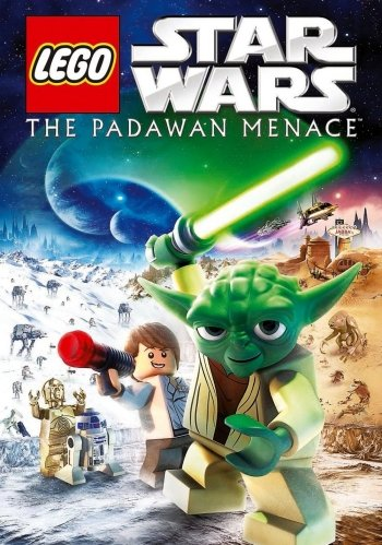 LEGO - Star Wars: The Padawan Menace