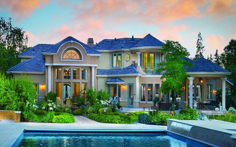 Фото дом моей мечты