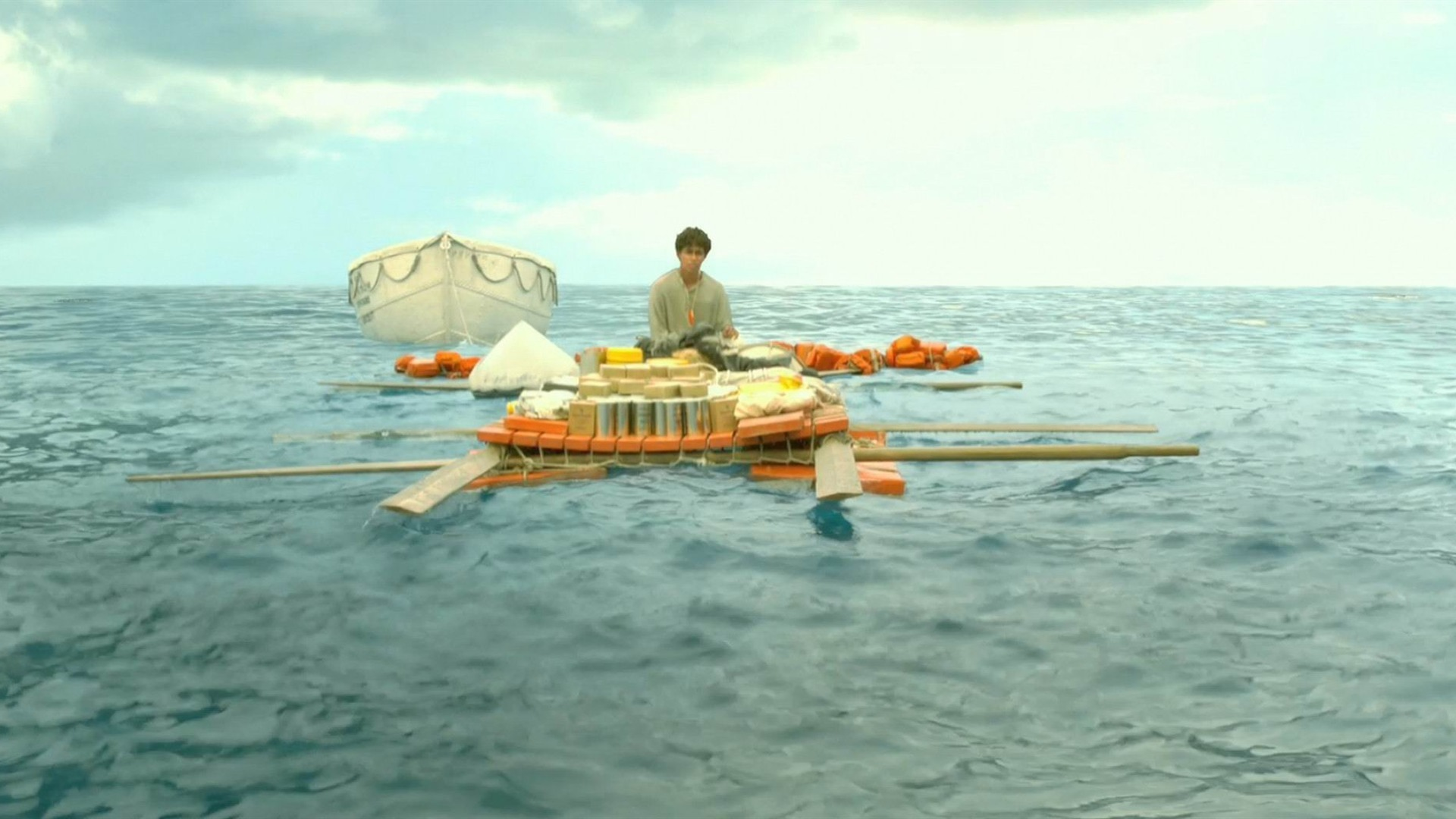 life of pi use of a We've already bombarded you with the idea that nothing in life of pi is straightforward allegory and the goes for pi's ordeal on the pacific.