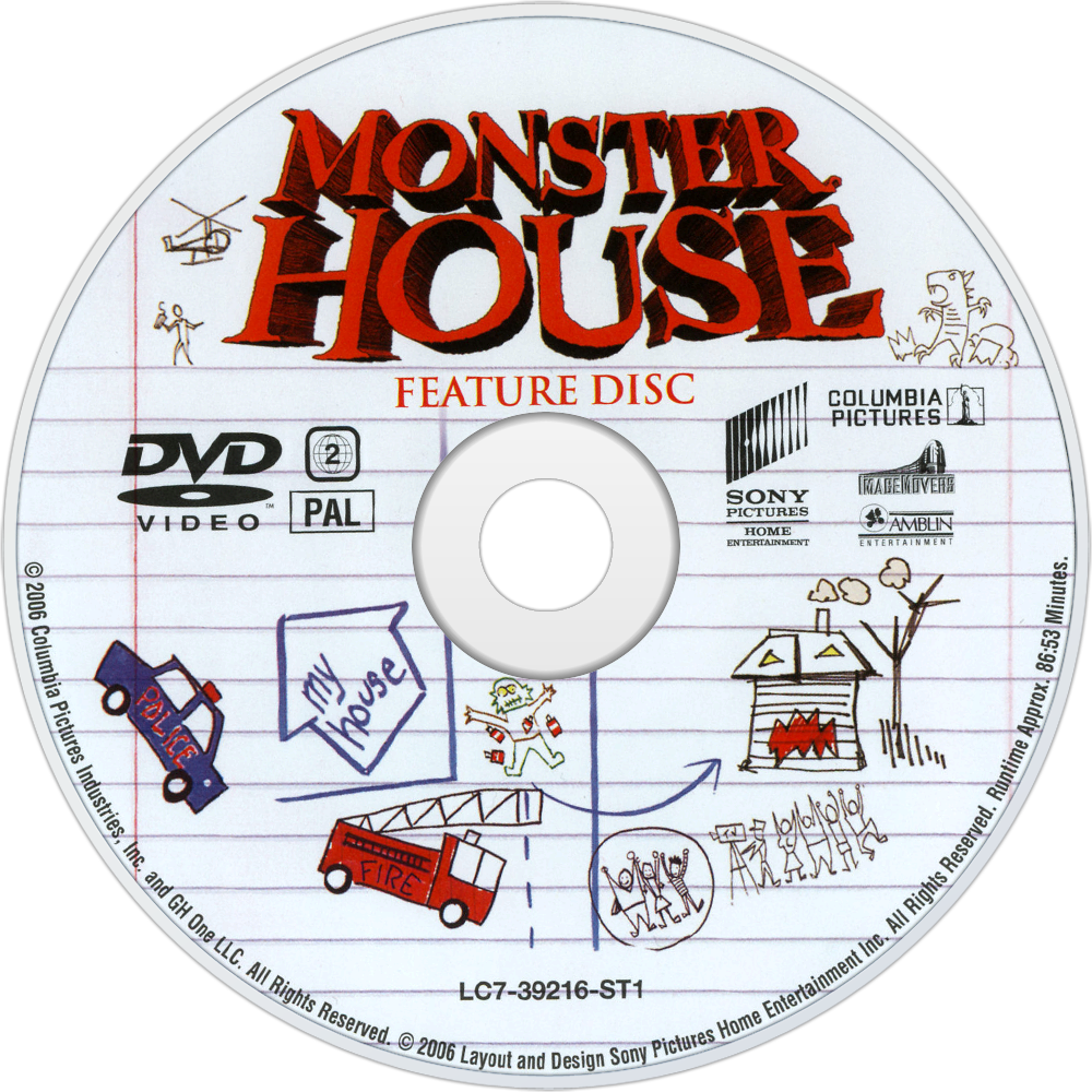 Monster House Image Id 111068 Image Abyss