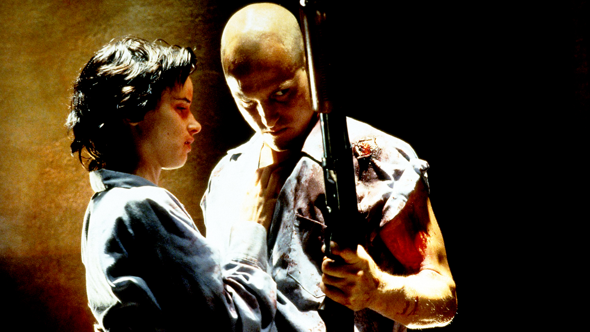 an analysis of television born killers Few films have gained the notoriety of natural born killers, which is undoubtedly one of the most controversial films of all time oliver stone's widely talked about film comes up in the media every so often, most recently in the newtown shootings.