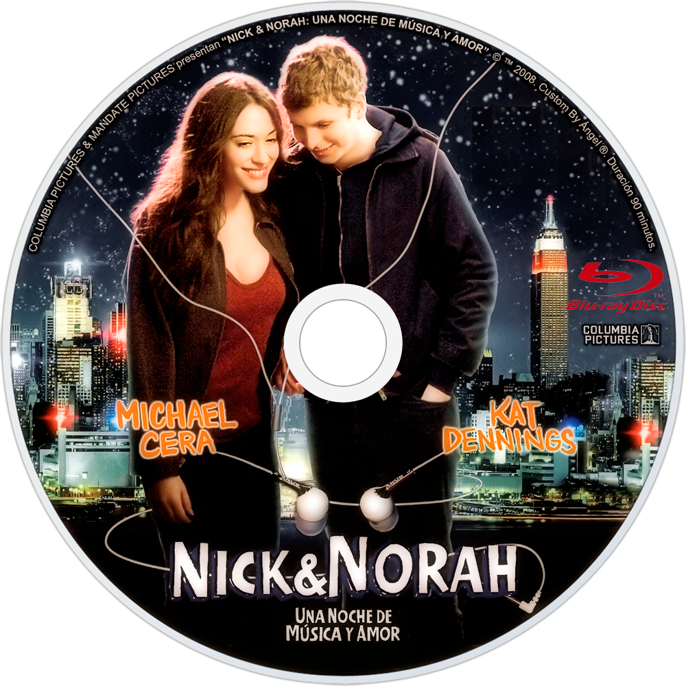 Nick and nora movie