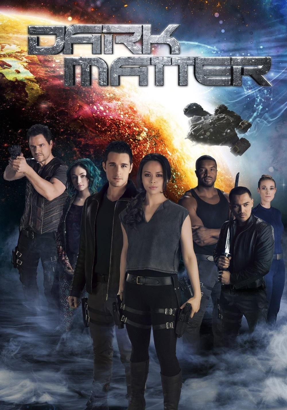 Dark Matter Cast Image Id 115085 Image Abyss