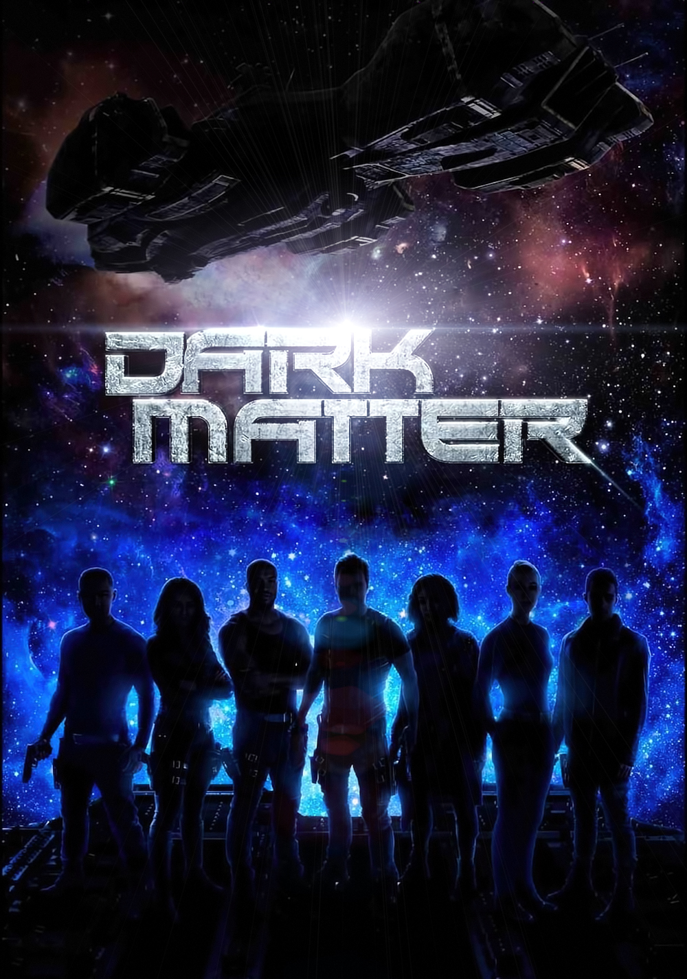 Dark Matter Cast Image Id 115086 Image Abyss