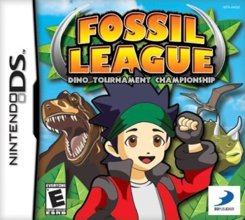 Fossil League: Dino Tournament Championship