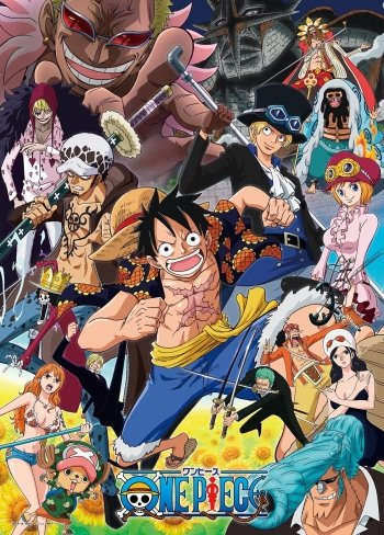 Interact with One Piece