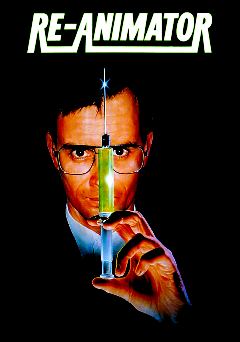 One Mans Obsession(s): Obsessed Review: Re-Animator (1985)