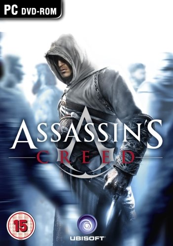 Assassin's Creed High Resolution Box Art