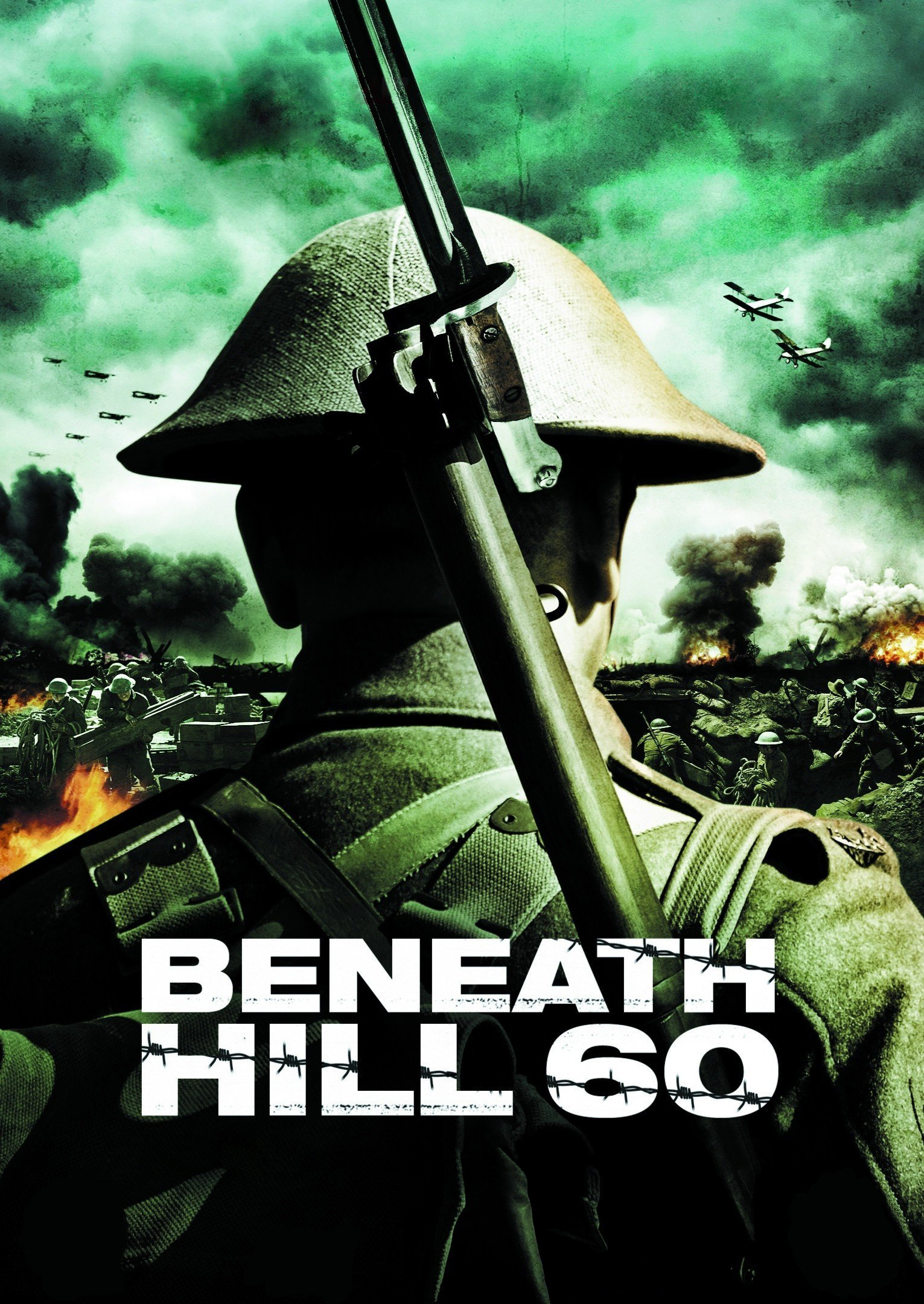 beneath hill 60 and dulce et Starring: brendan cowell, alan dukes, alex thompson and others.