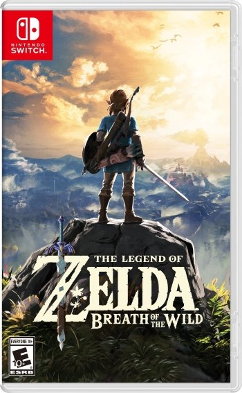 167 The Legend Of Zelda Breath Of The Wild Fondos De