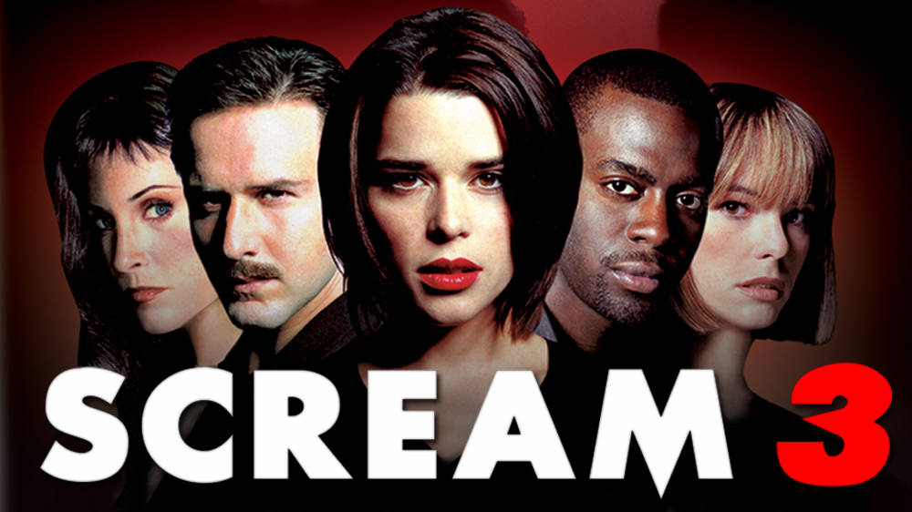 Scream free movie