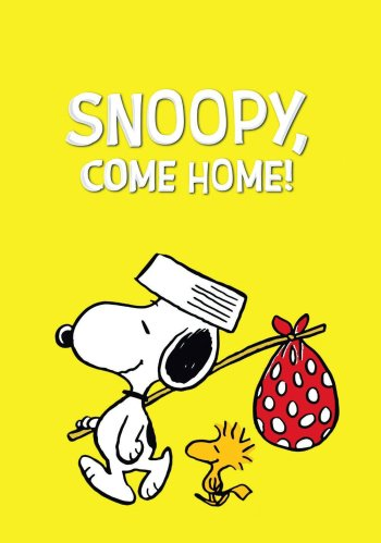 Snoopy, Come Home