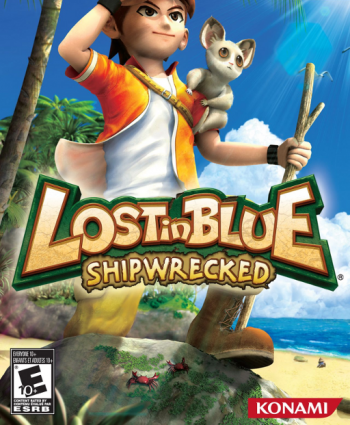 Lost in Blue: Shipwrecked