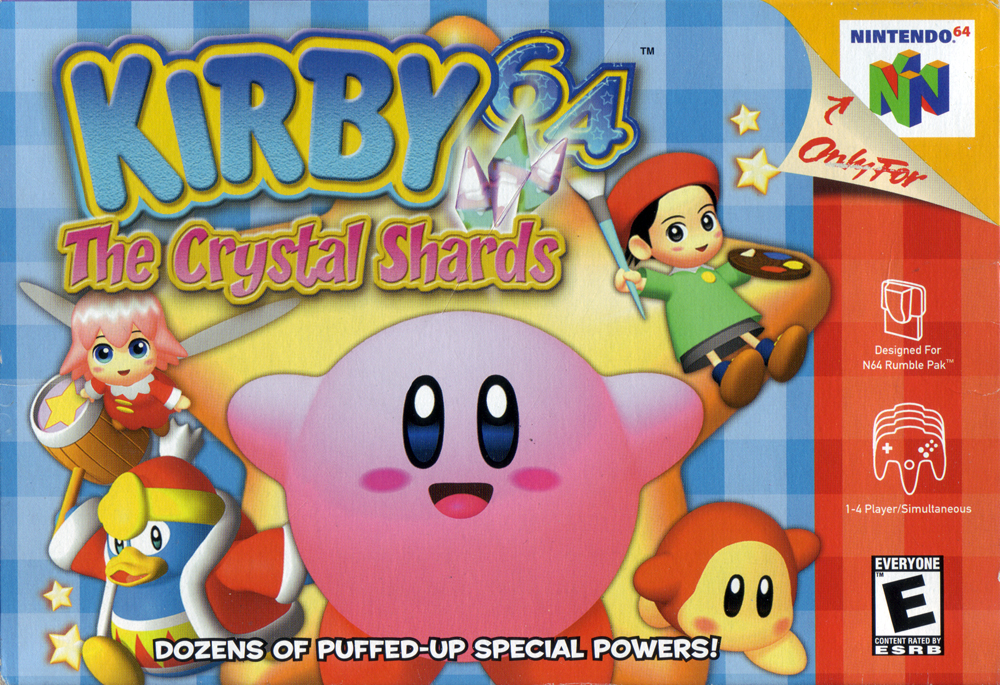 Kirby 64: The Crystal Shards full game free pc, download