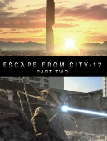 Half-life escape from city 17  википедия