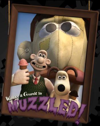 Wallace & Gromit's Grand Adventures Episode 3: Muzzled