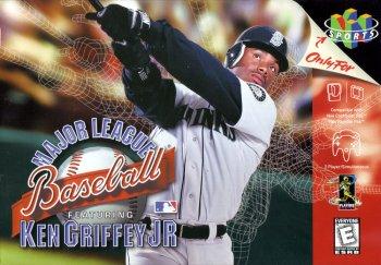 Major League Baseball Featuring Ken Griffey, Jr.