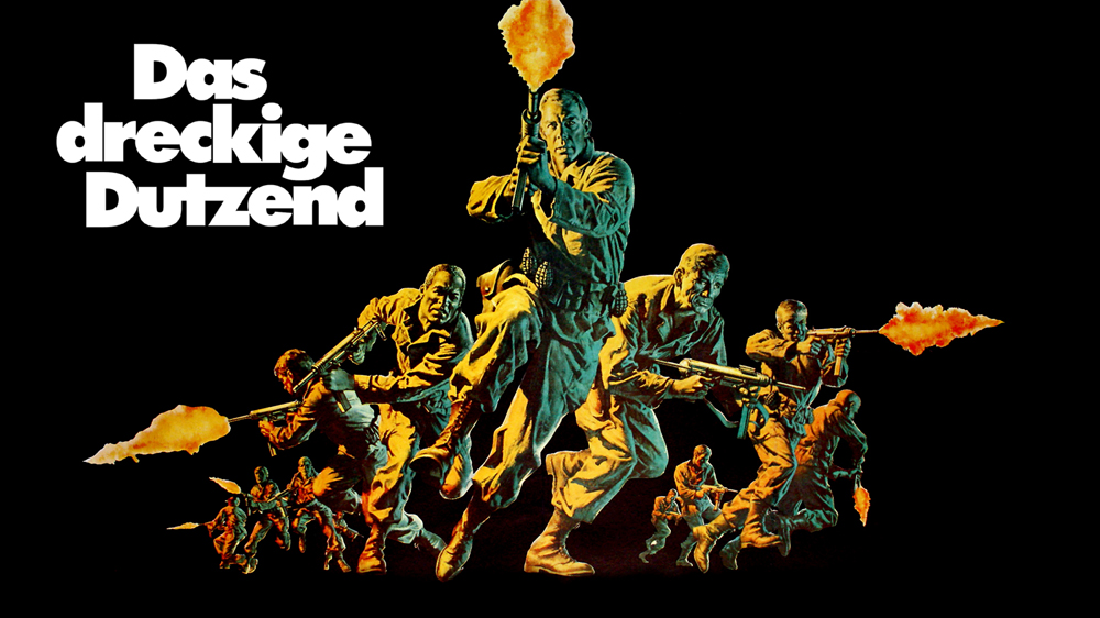 the dirty dozen road block The dirty dozen is a 1967 american war film directed by robert aldrich, released by mgm, and starring lee marvinthe picture was filmed in the united kingdom and features an ensemble supporting cast including ernest borgnine, charles bronson, jim brown, john cassavetes, robert ryan, telly savalas, robert webber and donald sutherland.