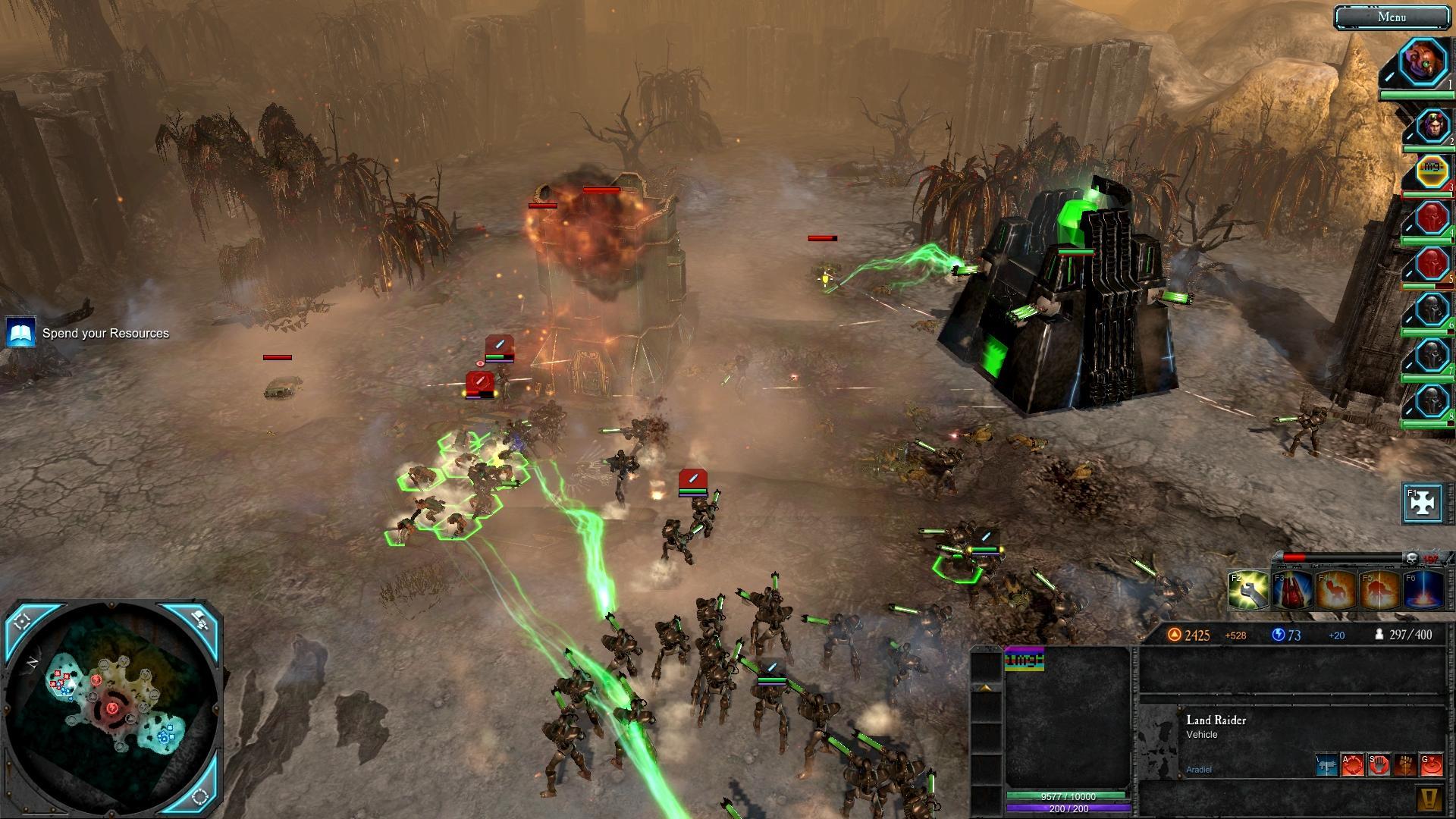 warhammer 40 000 dawn of war ii retribution mods