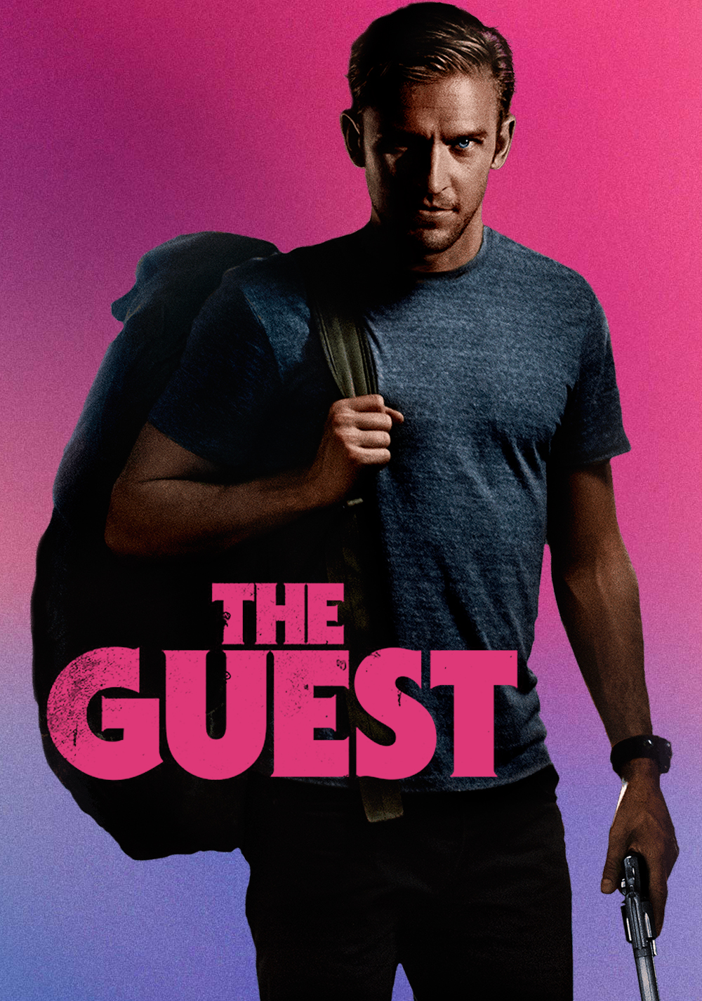 Image result for The Guest movie poster