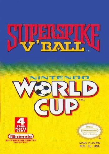 Super Spike V-Ball & Nintendo World Cup