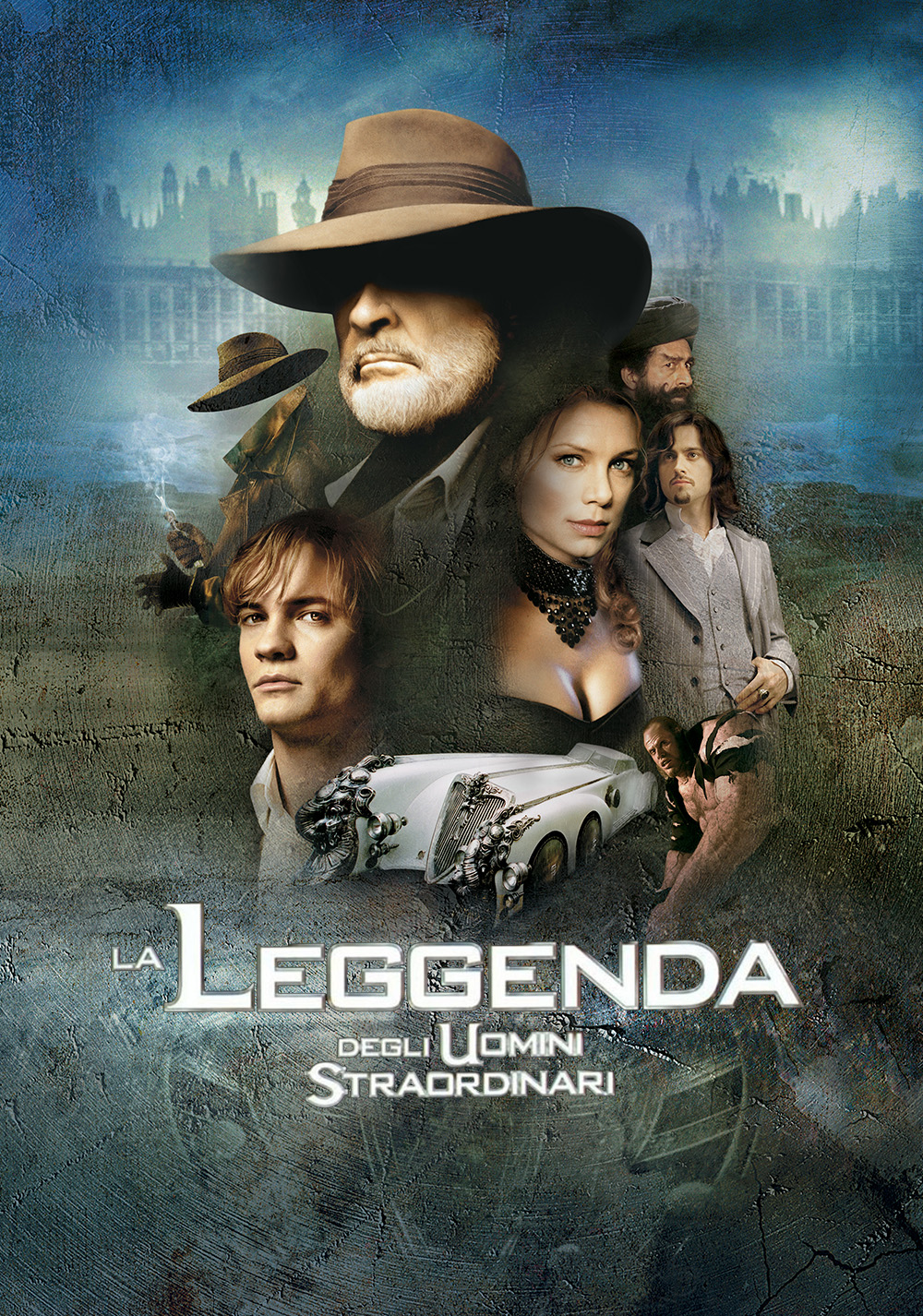 league of extraordinary gentlemen Directed by stephen norrington with sean connery, stuart townsend, peta wilson, jason flemyng in an alternate victorian age world, a group of famous contemporary fantasy, science fiction and adventure characters team up on a secret mission.