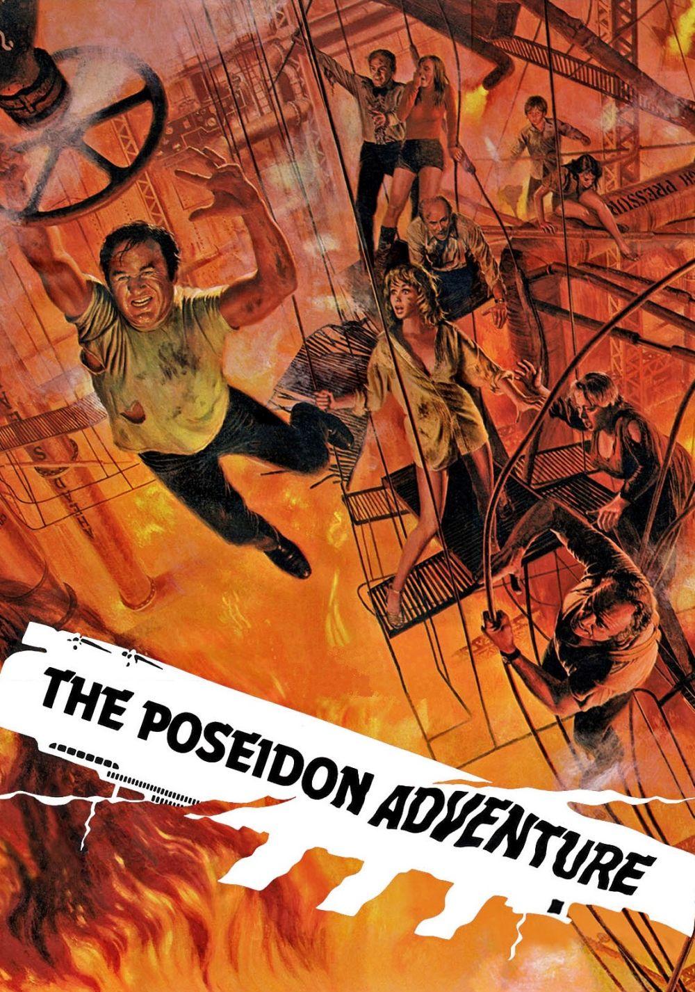 The Poseidon Adventure Movie Poster Id 138745 Image Abyss