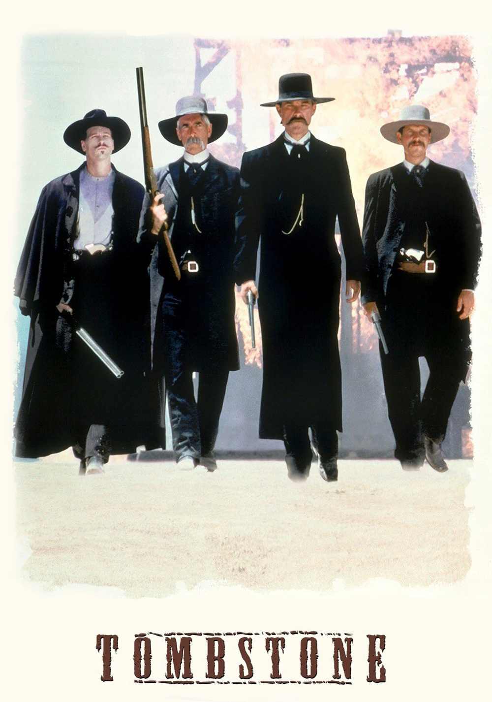 Tombstone movie poster hd wallpaper