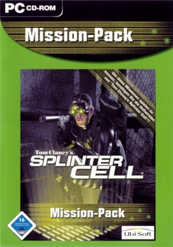 Tom Clancy's Splinter Cell: Mission-Pack