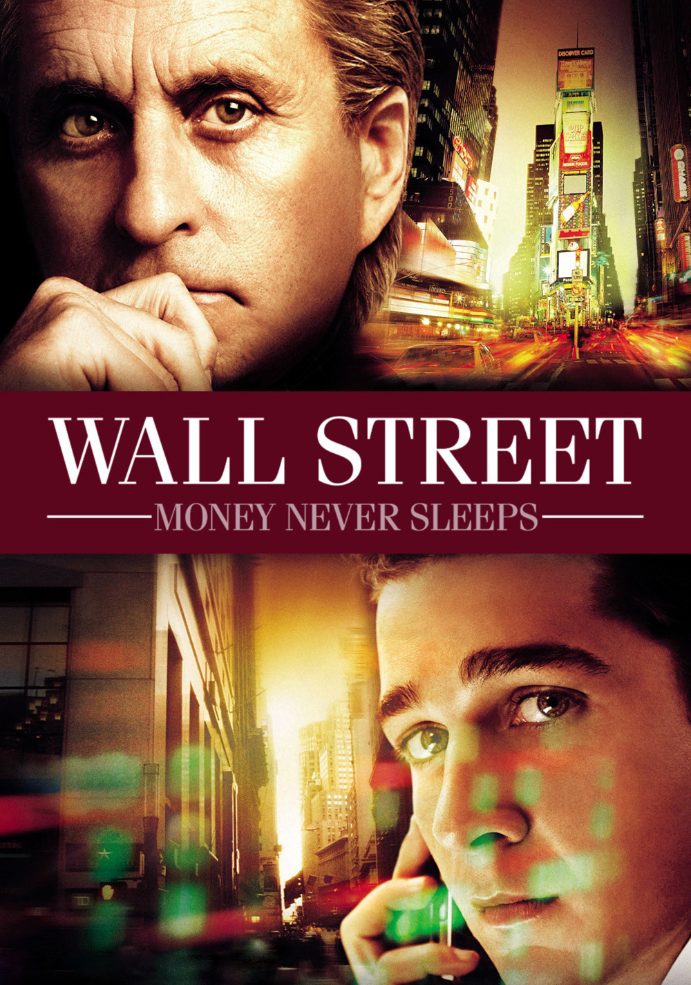 Oliver stones long-awaited sequel to his 1987 hit, wall street