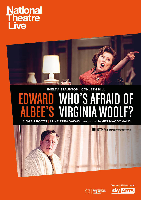 who s afraid of virgina woolf
