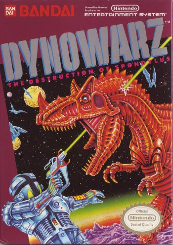 Dynowarz: Destruction of Spondylus