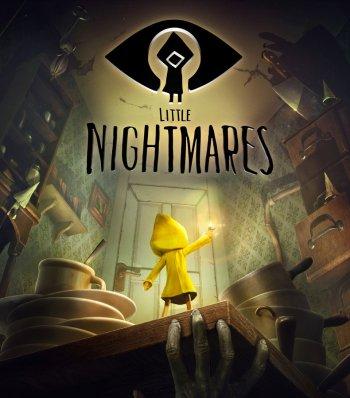 Little Nightmares High Resolution Box Art