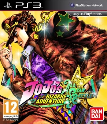 JoJo's Bizarre Adventure : All Star Battle