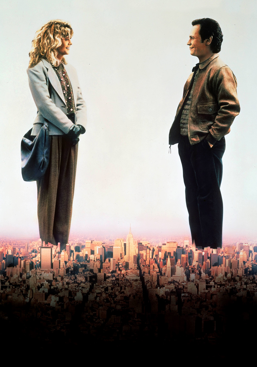 when harry met sally When harry met sally is a 1989 film about love and friendship, and the question of whether men and women can be friends directed by rob reiner written by nora ephron can two friends sleep together and still love each other in the morning taglines.
