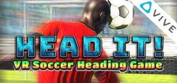 Head It!: VR Soccer Heading Game