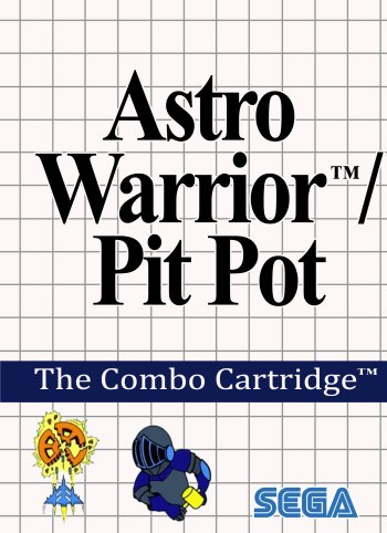 Astro Warrior/Pit Pot
