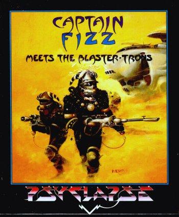 Captain Fizz Meets the Blaster-Trons