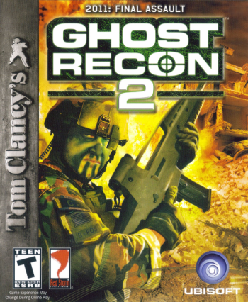 Tom Clancy's Ghost Recon 2 - 2011: Final Assault