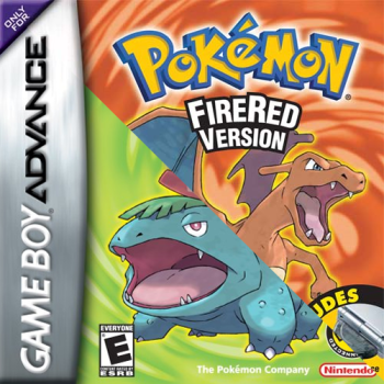 Pokémon FireRed/LeafGreen