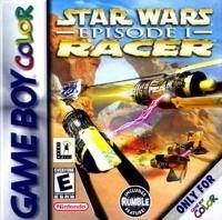 Star Wars Episode I: Racer High Resolution Box Art