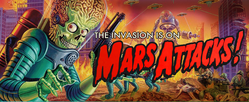 The movie mars attack