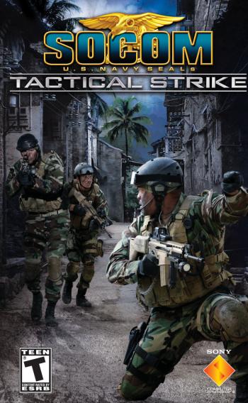 SOCOM: U.S. Navy SEALs - Tactical Strike