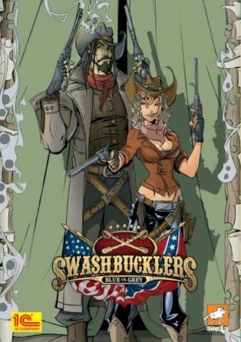 Swashbucklers: Blue vs Grey