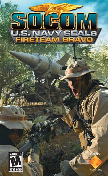 SOCOM: U.S. Navy SEALs - Fireteam Bravo
