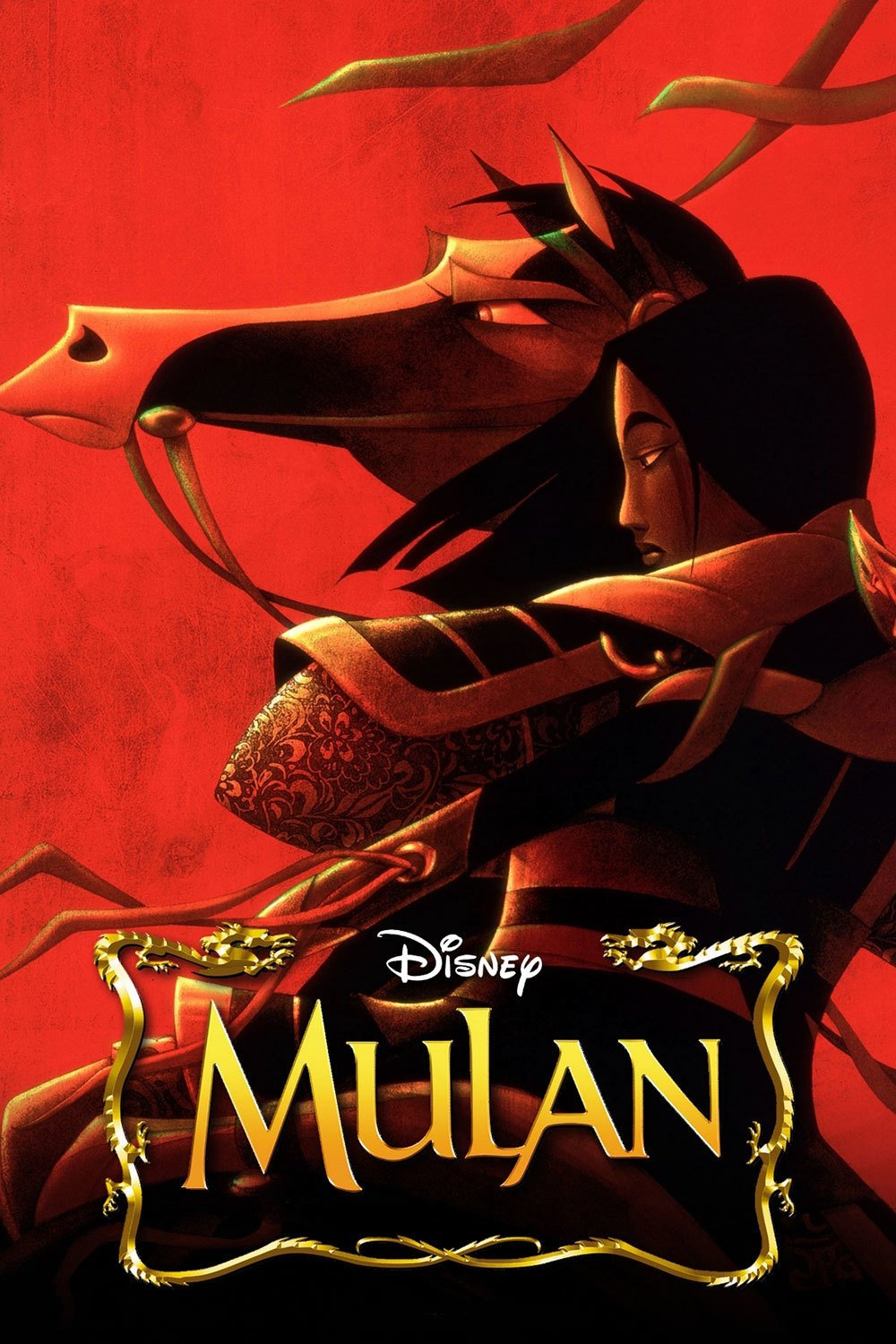 Mulan 1998 Movie Poster Id 147512 Image Abyss