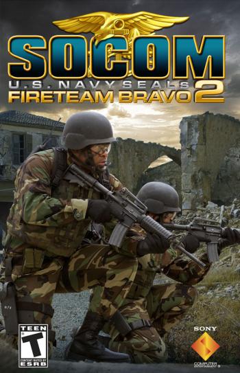 SOCOM: U.S. Navy SEALs - Fireteam Bravo 2