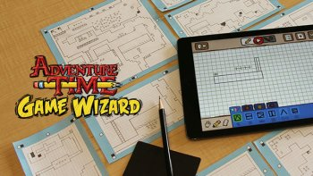 Adventure Time: Game Wizard