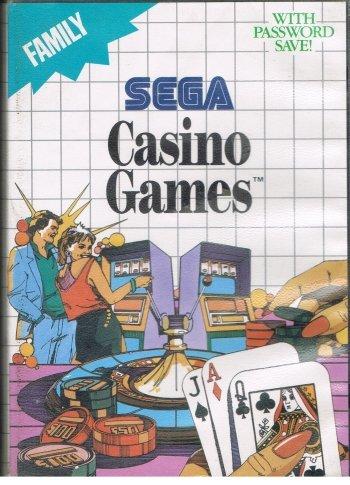 Sega Casino Games